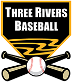 Three Rivers Baseball logo